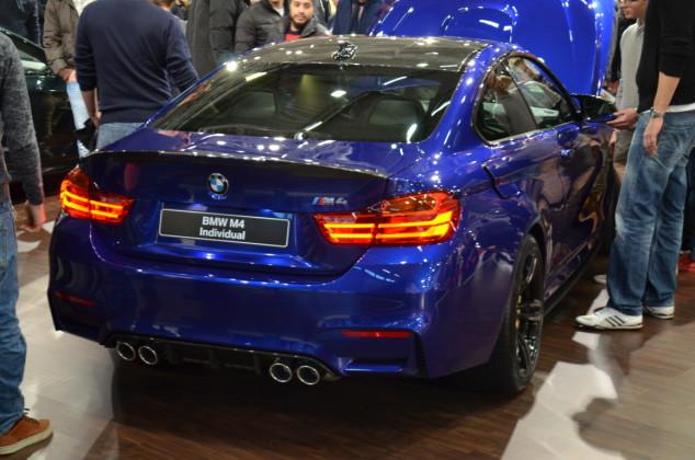 BMW M4 Individual