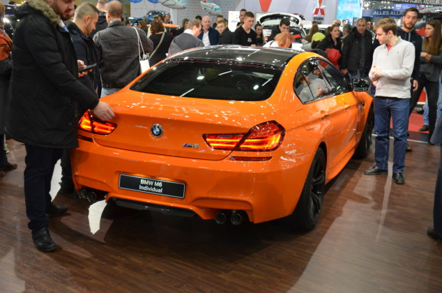 BMW M6 Individual
