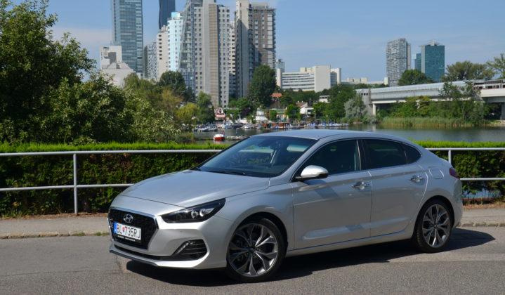 Hyundai i30 Fastback 1,4 T-GDi test