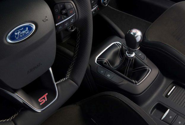 Nový Ford Focus ST smotorom svýkonom 280k