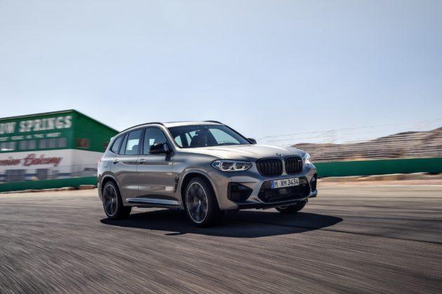 BMW predstavuje športové SUV X3 M