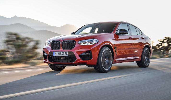BMW predstavuje športové SUV X4 M