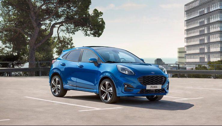 Nový Ford Puma autotest.sk
