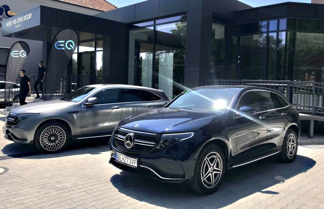 Mercedes-Benz EQC prvá jazda autotest.sk