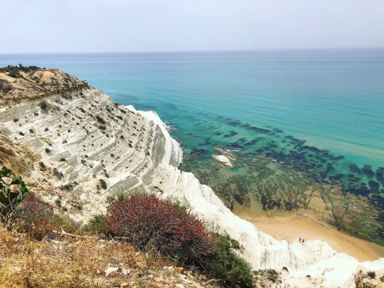 Stair of the Turks Sicilia
