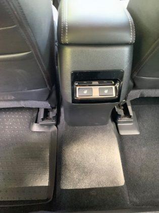 Subaru Forester 2.0i CVT_detail