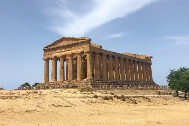 Temple of Concordia Sicilia