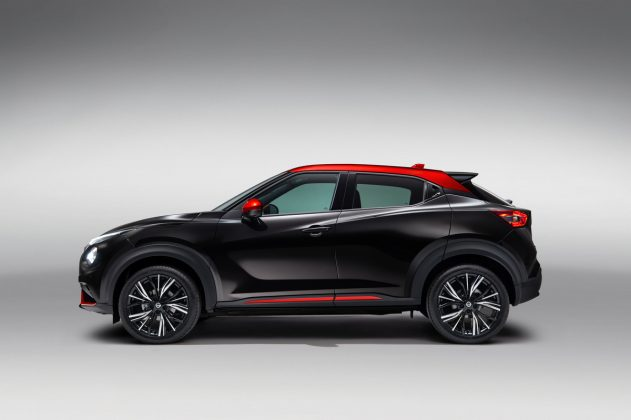 Nissan Juke Unveil Black 2020 autotest.sk