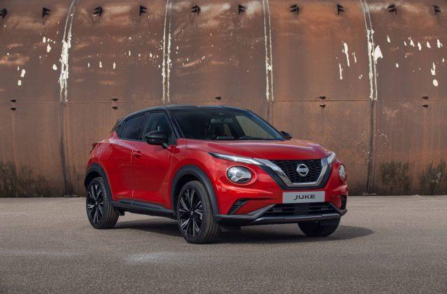 Nissan Juke 2020 autotest.sk