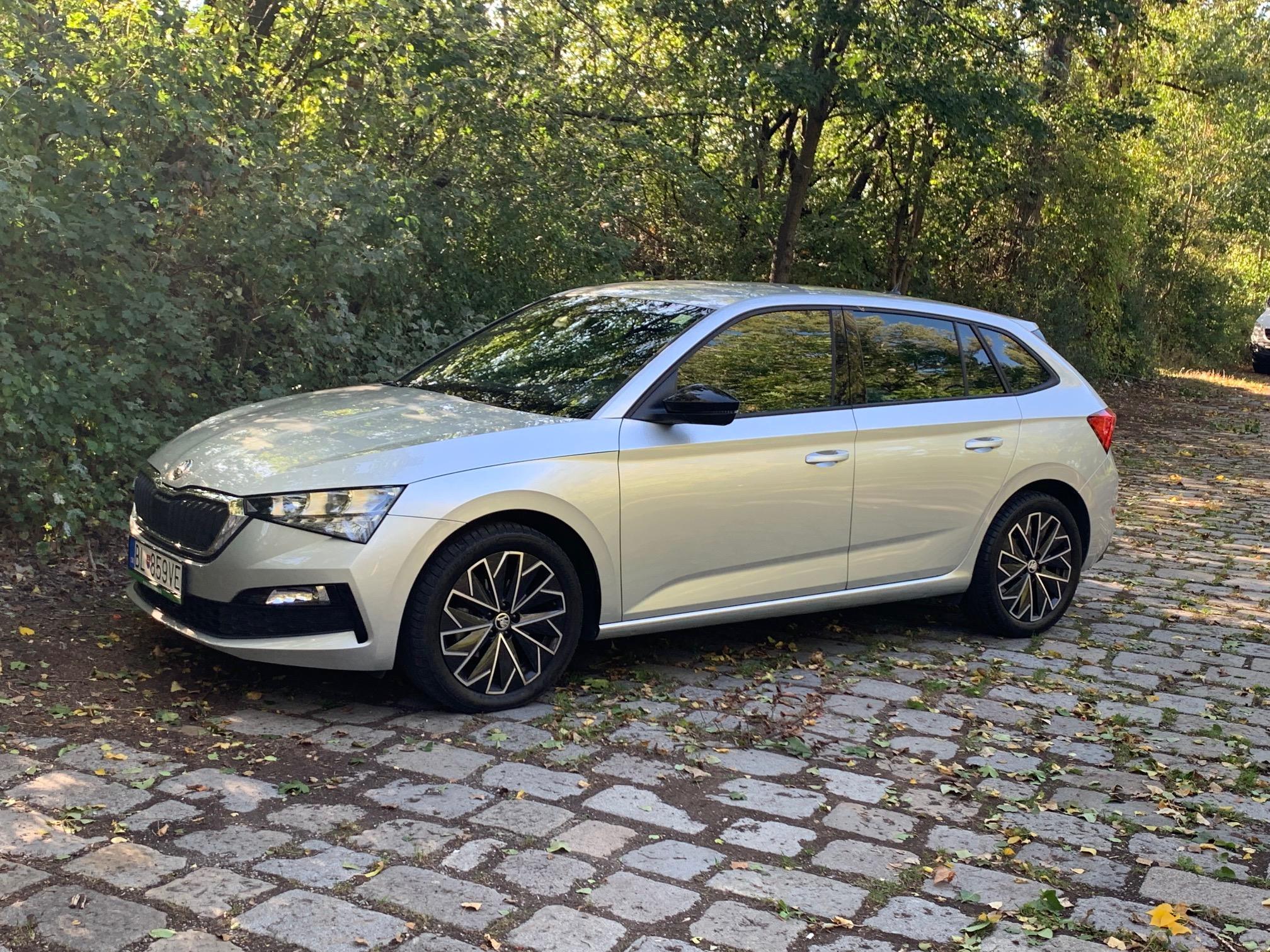 Škoda Scala 1.6TDI 85kW Ambition