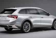 Nová Škoda Octavia Scout 2020