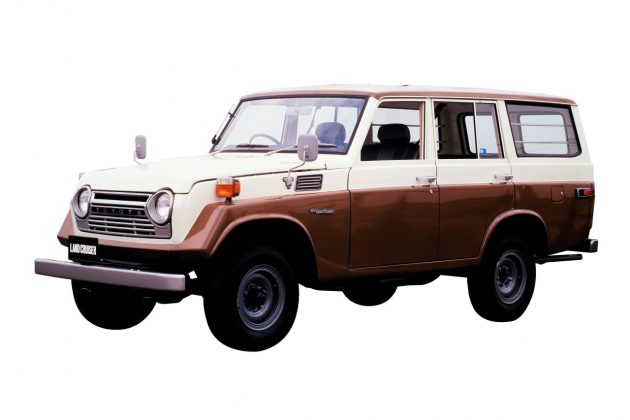 Toyota Land Cruiser FJ 55 1967