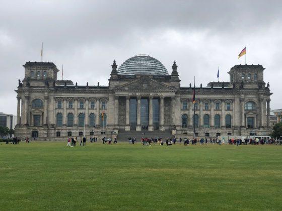 Budova Ríšskeho snemu (Reichstagsgebäude)