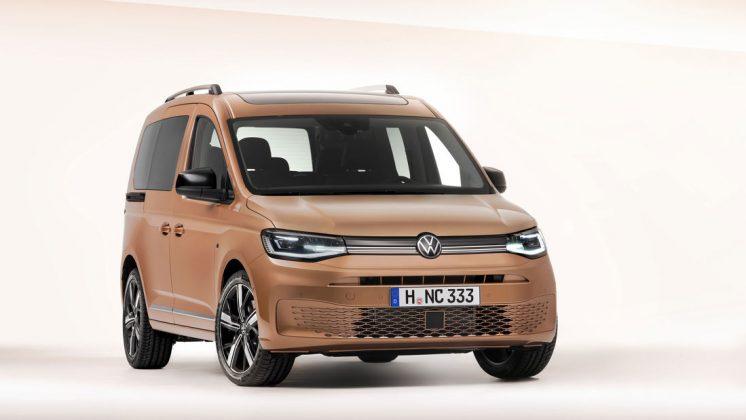 Nový VW Caddy