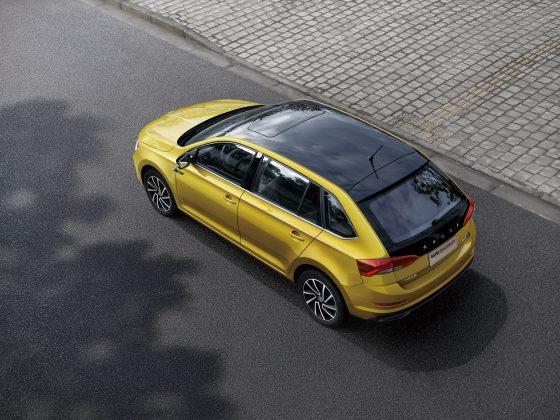 ové modely Škoda Rapid a Škoda Rapid Spaceback sú na čínskom trhu okamžite k dispozícii