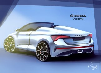 Škoda Scala Spider