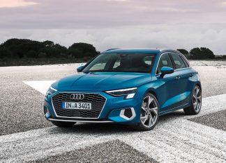 Audi predstavila nový model Audi A3
