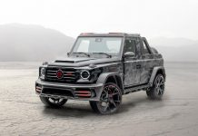 Mansory Mercedes-AMG G63 pick-up