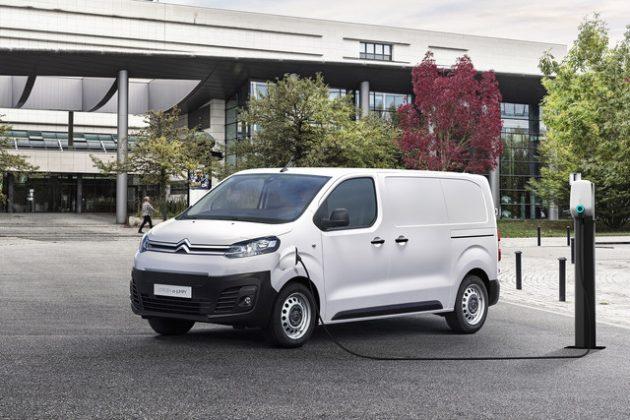 Nový Citroën ë-Jumpy príde k predajcom v druhej polovici roka 2020