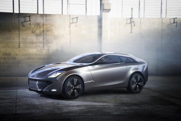 Koncept Hyundai Ioniq