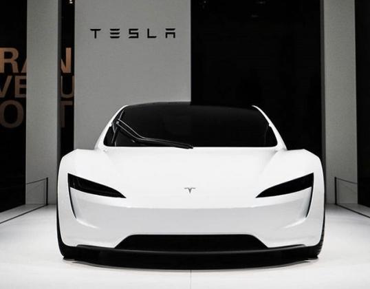 Tesla Roadster 2. generácie