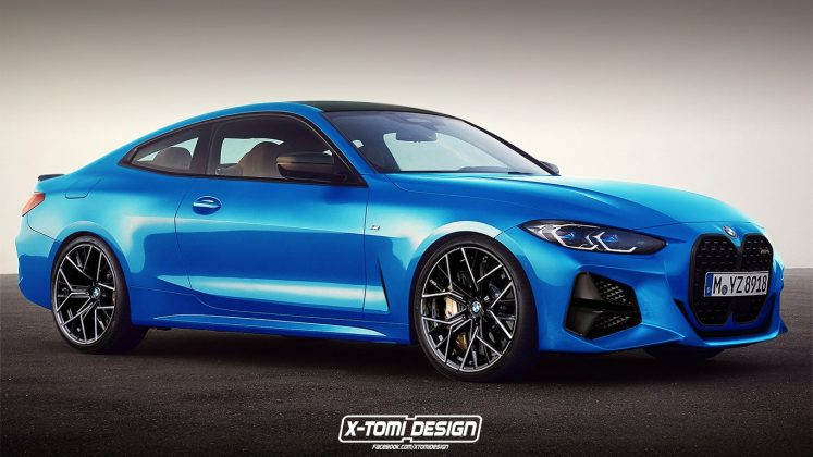 Nové BMW M4 by mohlo vyzerať celkom dobre