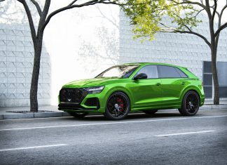 Audi RS Q8 tuning Wheelsandmore