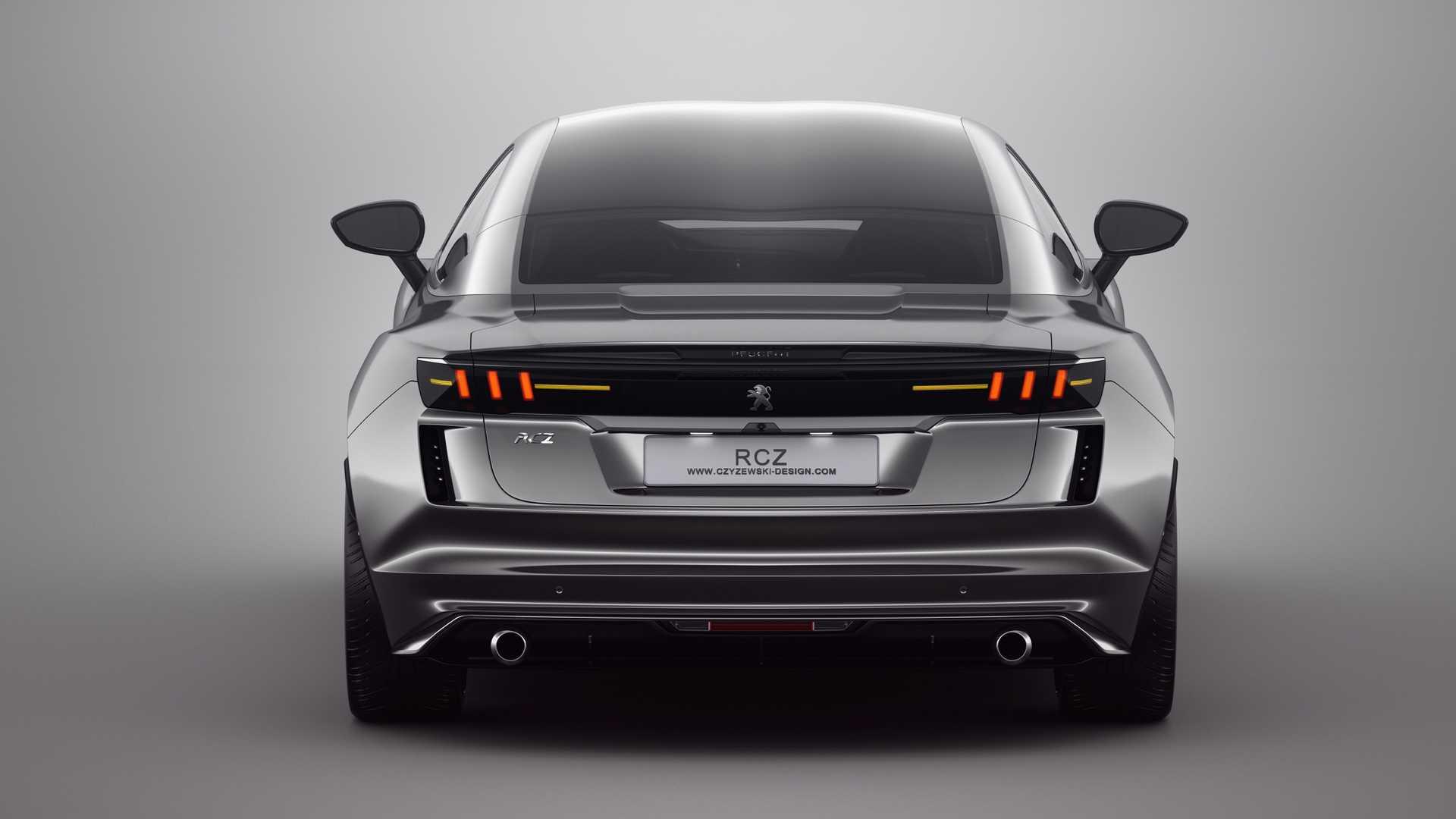 Nový Peugeot RCZ