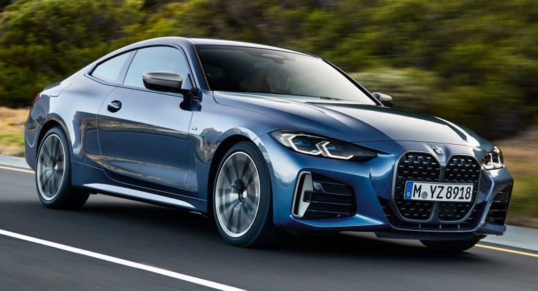 Nové BMW 4 Coupé