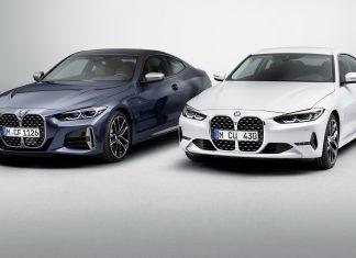 nová séria BMW 4 vyzerá elegantne a športovo