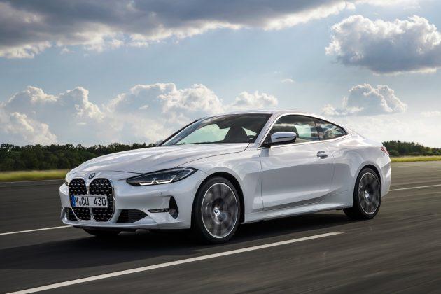 Nová séria BMW radu 4