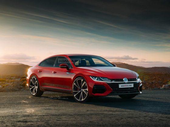 Nový VW Arteon sa predstaví 24.júna 2020