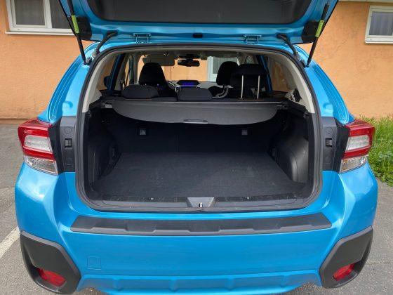 Subaru XV e-Boxer -kufor