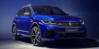 Facelift VW Tiguan
