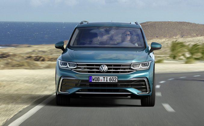 Nový VW Tiguan