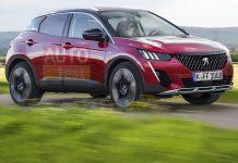 Nový Peugeot 1008 (2021)