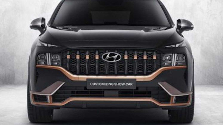 Nový Hyundai Santa Fe N Performance