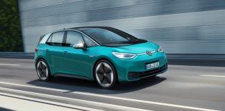 Nový Volkswagen ID.3 za cenu od 35.860 €.