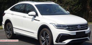 Nový VW Tiguan X