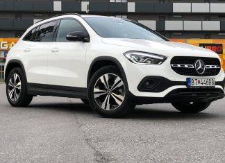 Nový Mercedes-Benz GLA 200d