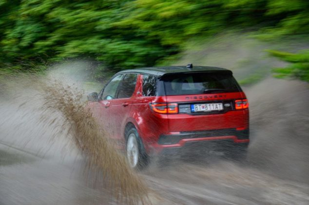 Land Rover Discovery Sport-facelift