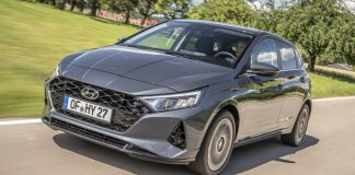 Nový Hyundai i20 exteriér
