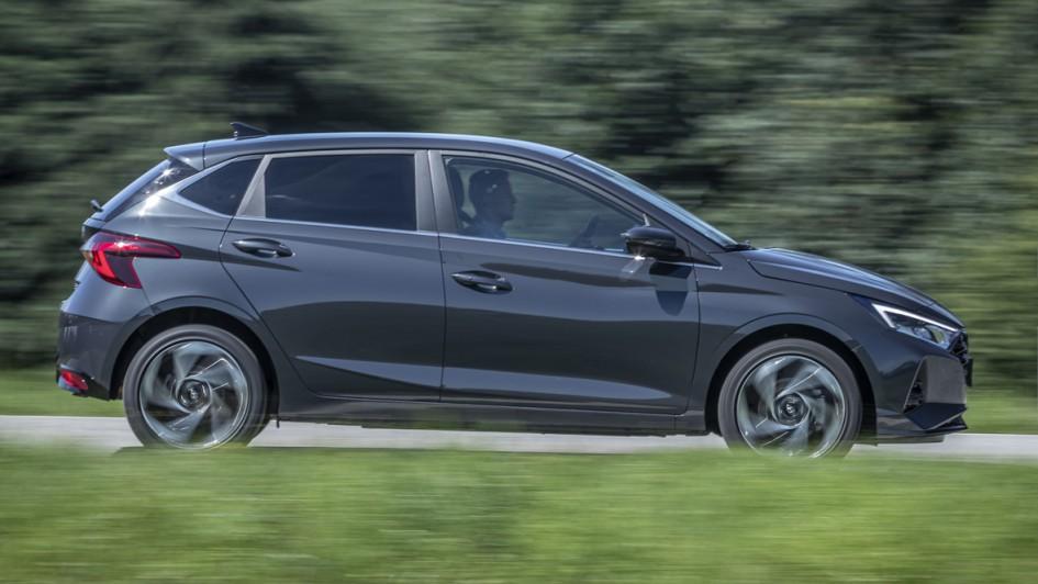 Nový Hyundai i20 exteriér