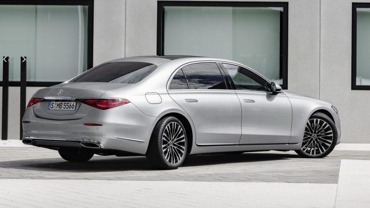 Nový Mercedes triedy S