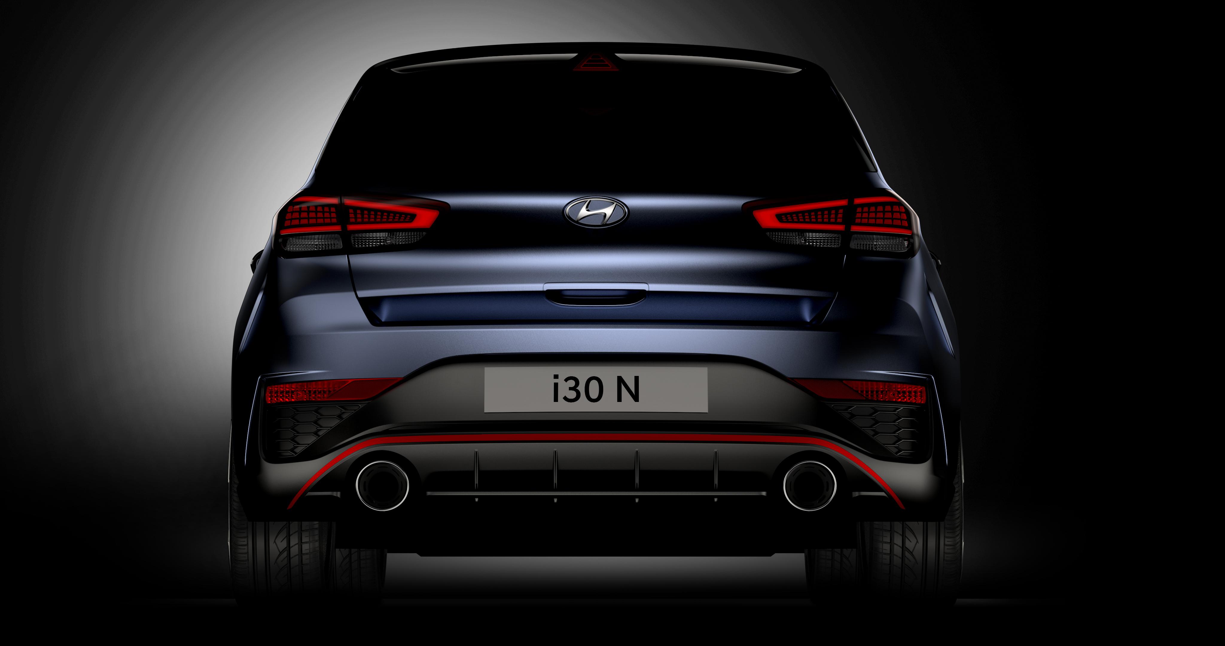 Nový Hyundai i30 N