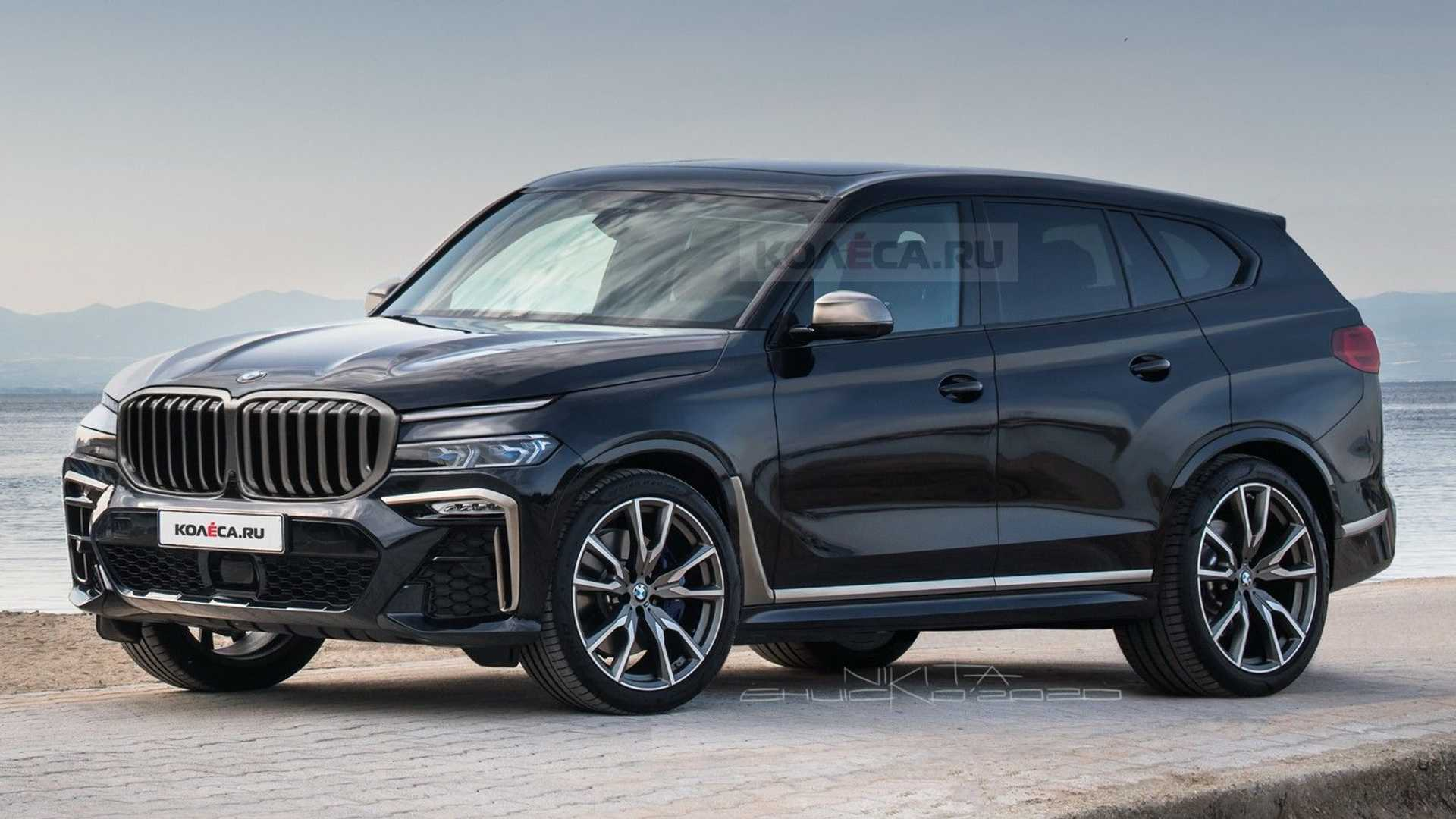 Nové BMW X8