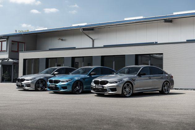 BMW M5 Tuning 900koní
