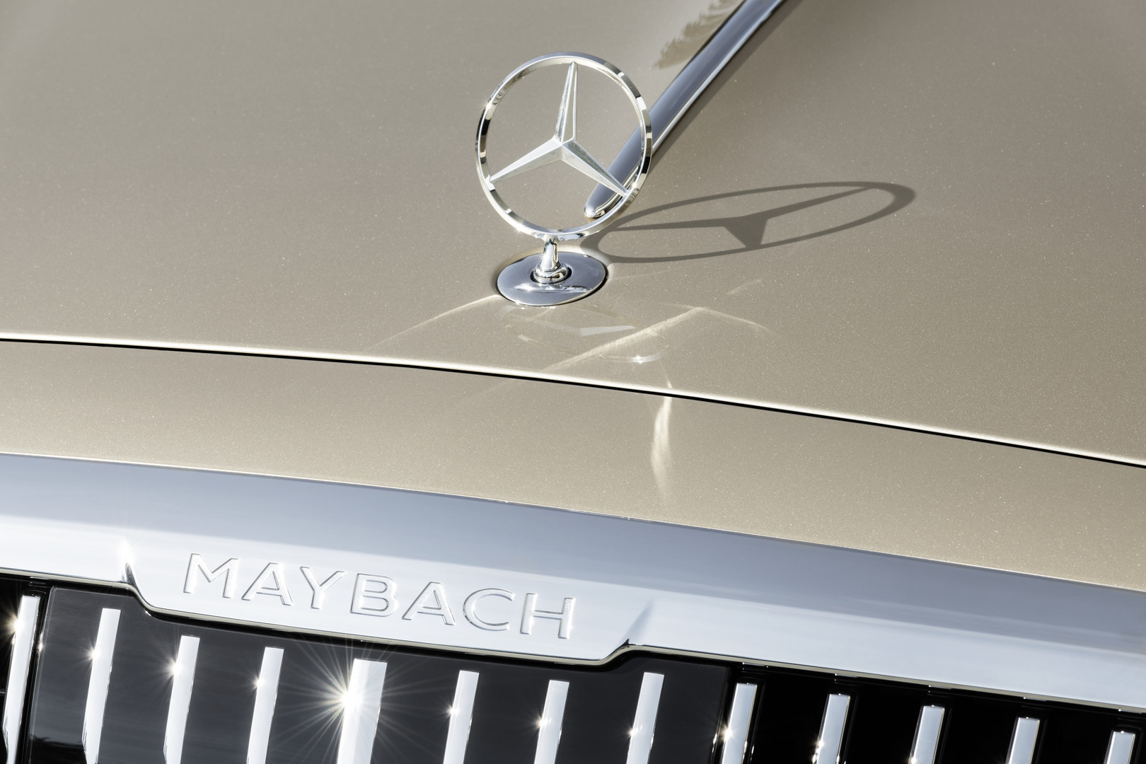 Mercedes Maybach Triedy S