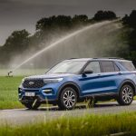Nový Ford Explorer Plug-In Hybrid