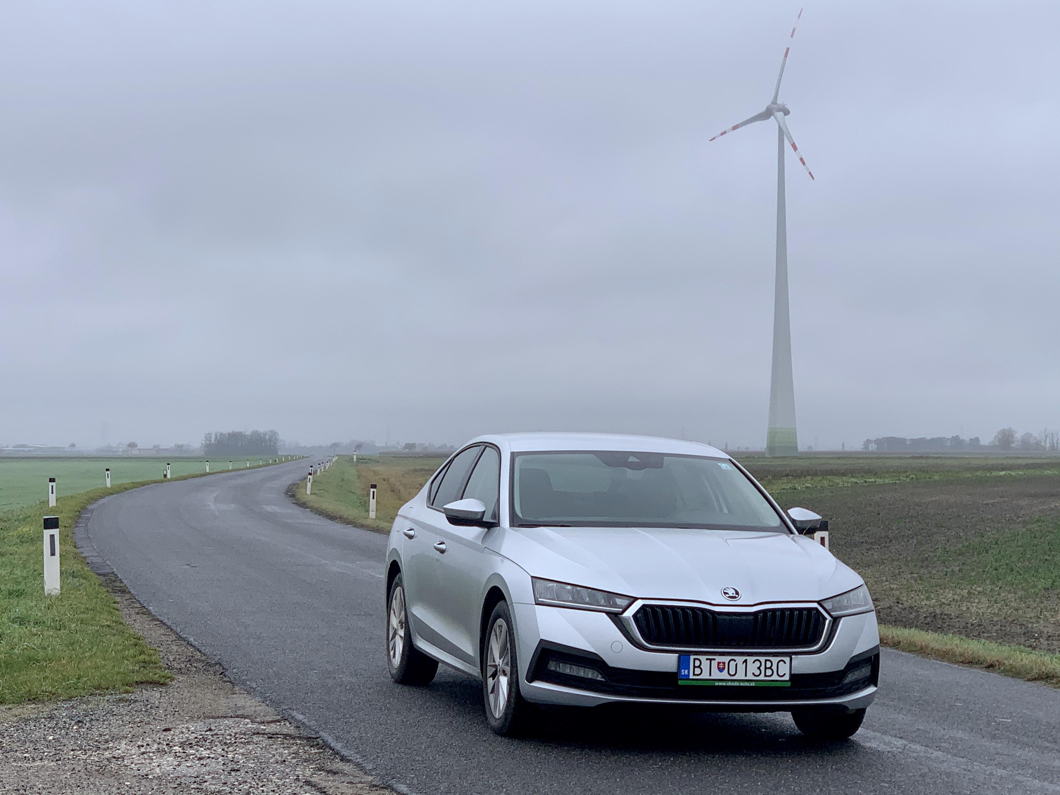 Škoda Octavia 2.0 TDI 85kW